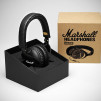 Marshall The Monitor Black Headphones - with packaging
