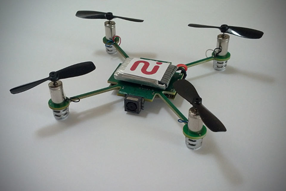 MeCam - A Self Video Nano-copter