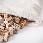 Mokurokku Wooden LEGO Bricks