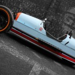 Morgan Motor Three Wheeler Gulf Edition