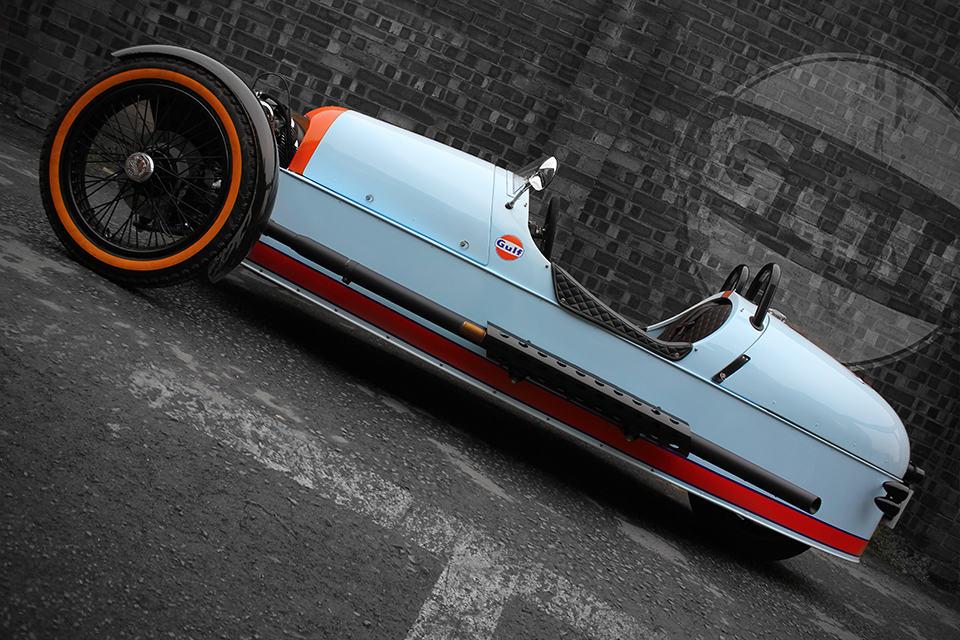 Morgan Motor Three-Wheeler Gulf Edition