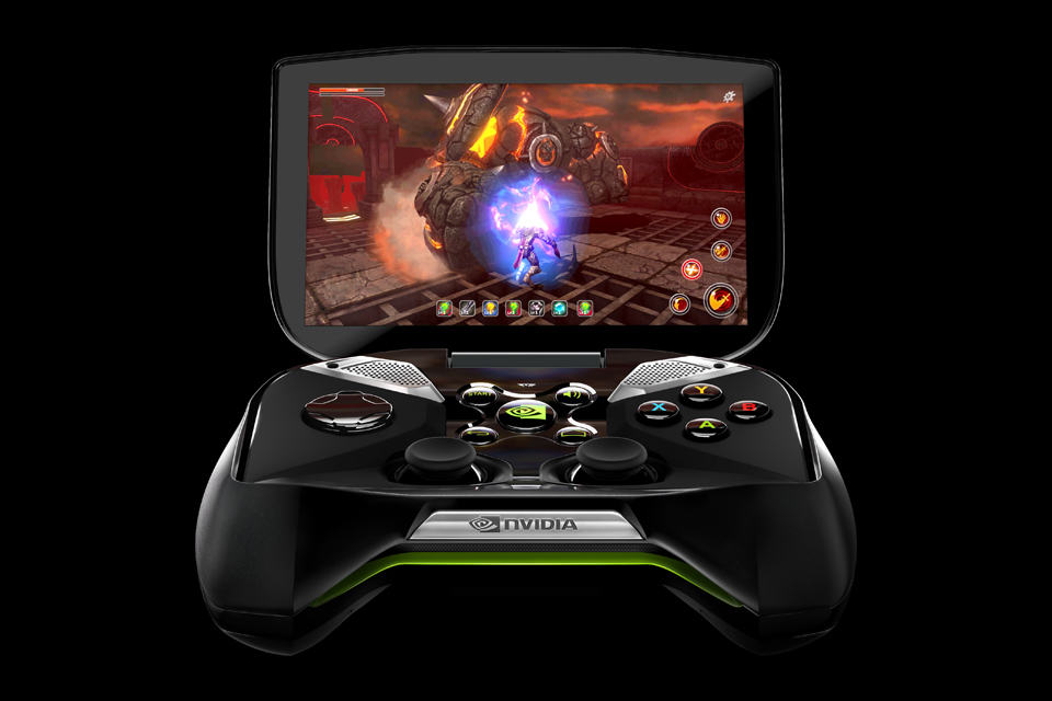 NVIDIA Project SHIELD Portable Gaming System