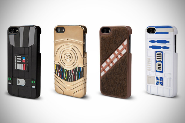 Officially Licensed Star Wars cases for iPhone 5