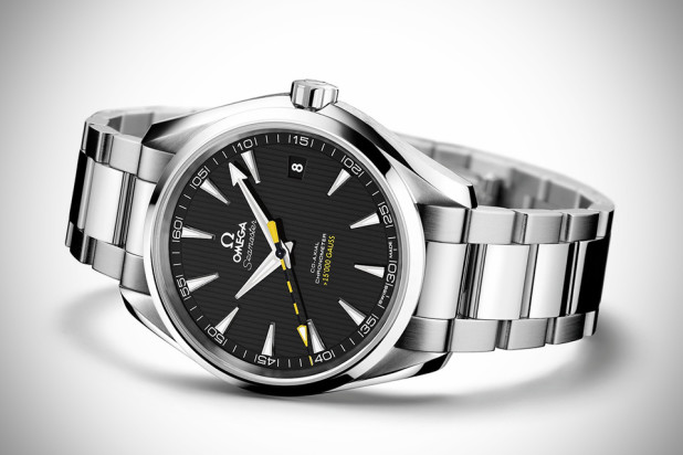 Omega Seamaster Aqua Terra - Anti-magnetic Watch