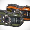 Pentax WG-3 GPS and WG-3 Ruggedized Cameras