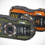 Pentax WG-3 GPS & WG-3 Ruggedized Cameras
