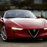 Pininfarina Alfa Romeo 2uettottanta to hit production in 2015