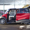 QBEAK III Electric Car by ECOmove
