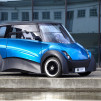 QBEAK Electric Car by ECOmove
