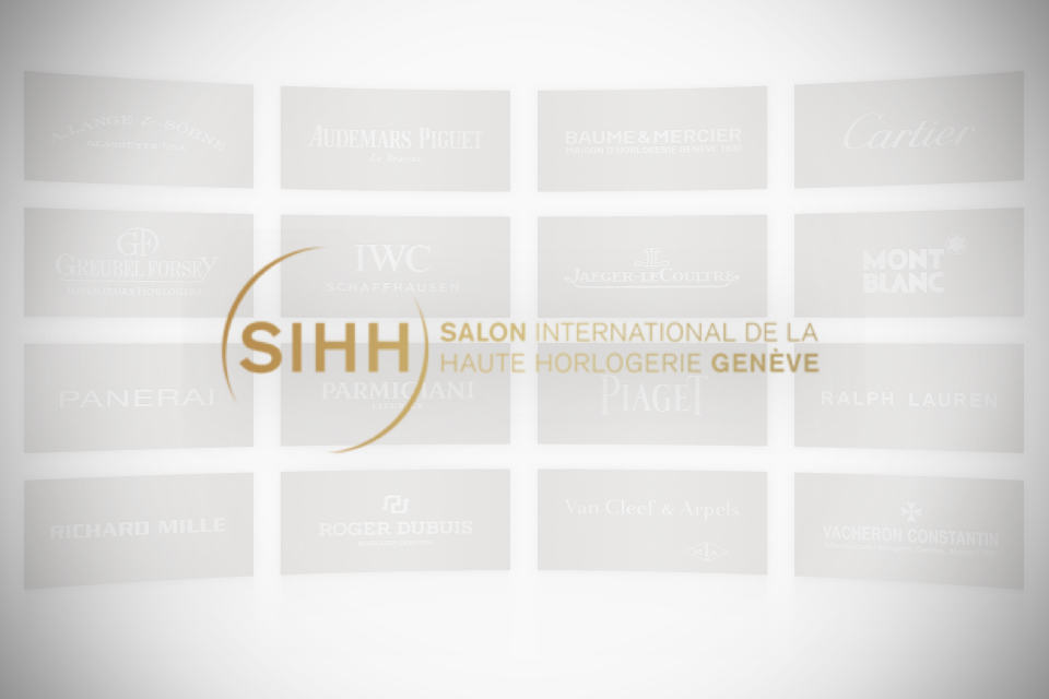 Salon International de la Haute Horlogerie Geneva