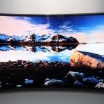 Samsung Curved OLED TV