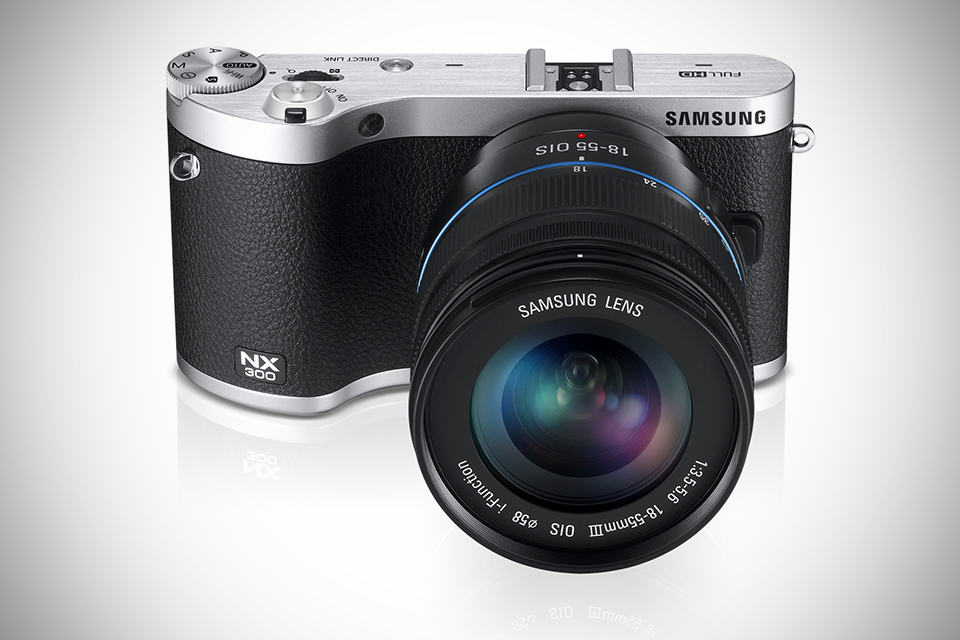 Samsung NX300 Smart Camera - mikeshouts
