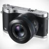 Samsung NX300 Smart Camera - Black