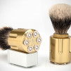 Six Shooter Revolver Shave Brushes - Glory