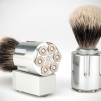 Six Shooter Revolver Shave Brushes - Outlaw