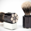 Six Shooter Revolver Shave Brushes - Redemption
