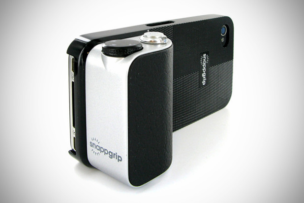 SnappGrip - Smartphone Case with Camera Controller