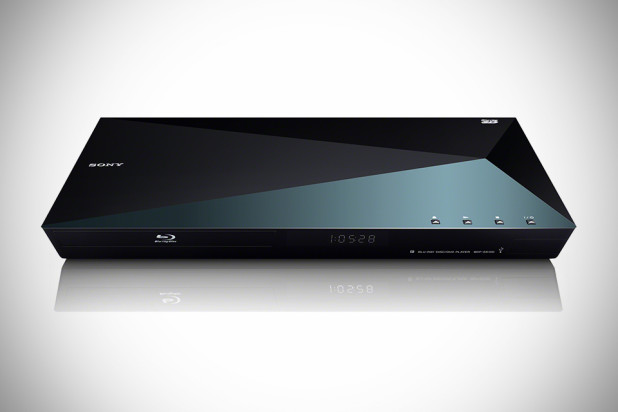 Sony BDP-S5100 Smart Blu-ray Disc Player