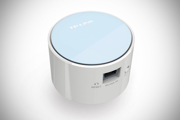 TP-LINK Halo 150Mbps Wireless N Mini Pocket Router