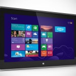 Vizio Tablet PC – Vizio's first Windows 8 Slate