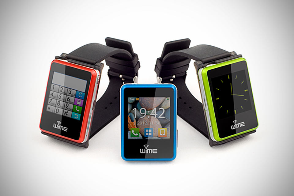 WiMe NanoWatch Phone