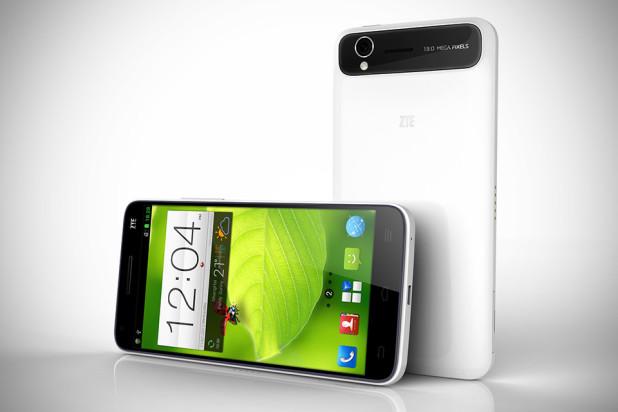 ZTE Grand S Android Smartphone