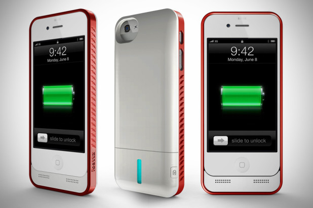 iBattz Mojo Refuel for iPhone 5 b