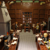 400,000-Piece LEGO Hogwarts by Alice Finch - Charms Classroom