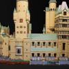 400,000-Piece LEGO Hogwarts by Alice Finch - Far Right