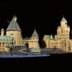 400,000-Piece LEGO Hogwarts by Alice Finch