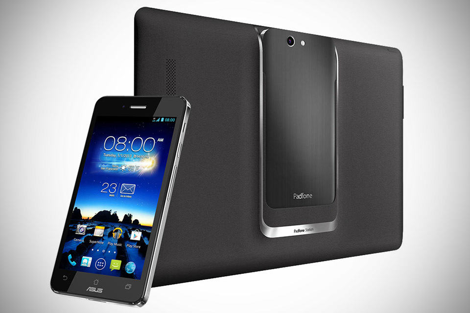 ASUS PadFone Infinity Smartphone Tablet Hybrid
