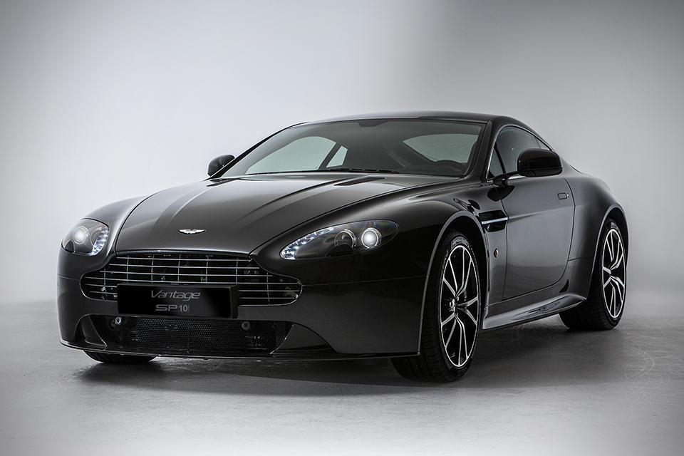 Aston Martin V8 Vantage SP10 Special Edition