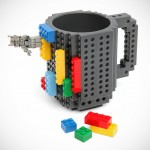 Build-on Brick Mug – LEGO-style Mug