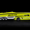 Cigarette Racing AMG Electric Drive Concept Boat