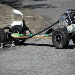 Dropboards Carvemotor 50cc Motorized Skateboard