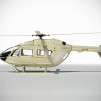 Eurocopter EC145 BRABUS Limited Edition Livery Beige profile Left