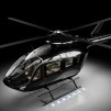 Eurocopter EC145 BRABUS Limited Edition Livery Black angle Top