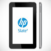 HP Slate 7 Android Tablet with Beats Audio - Gray