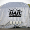 Hail Protector Automobile Hail Protection System - deflated rear