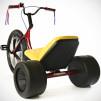 High Roller Mark 1 Adult Size Big Wheel Trike