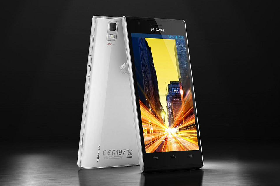 Huawei Ascend P2 Android Phone