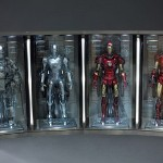 Iron Man 2 Hall of Armor Collectible Diorama