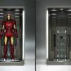 Iron Man 2 Hall of Armor Collectible Diorama