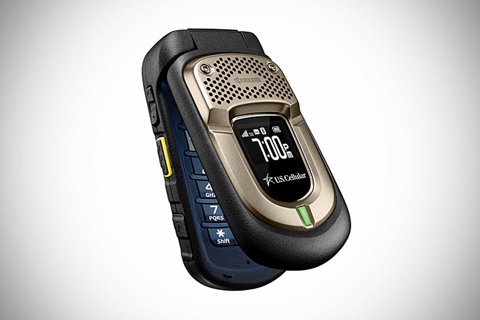 Kyocera DuraPro Ruggedized Mobile Phone