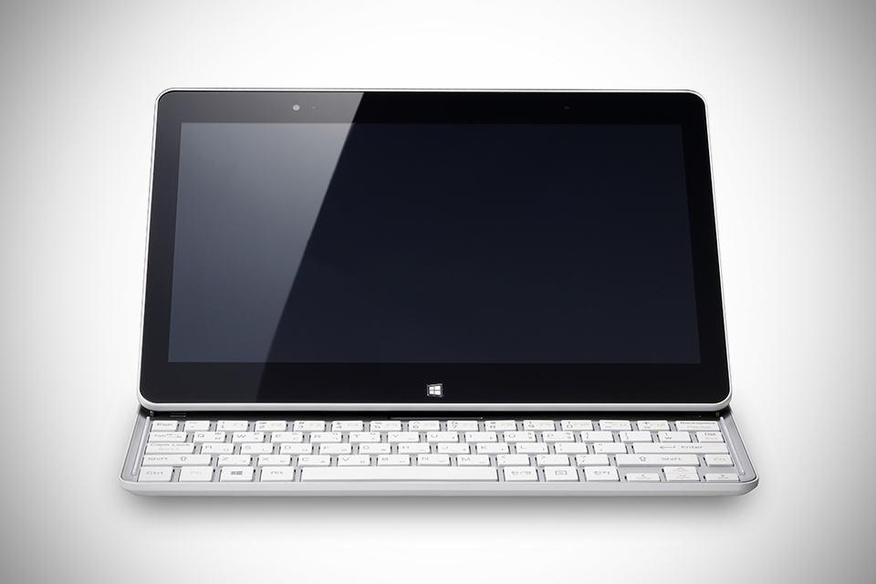 LG Tab-Book Hybrid Tablet Notebook