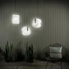 Lumio Lamp - as pendant lamps