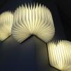 Lumio Lamp - on the wall