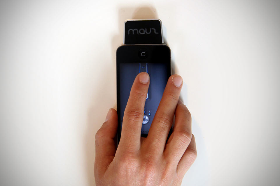 MAUZ turns your iPhone into a mouse and more