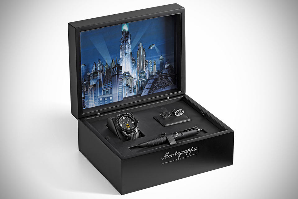 Montegrappa Batman Limited Edition Box Set