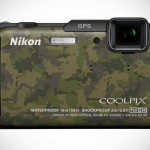 Nikon COOLPIX AW110 Ruggedized Digital Camera